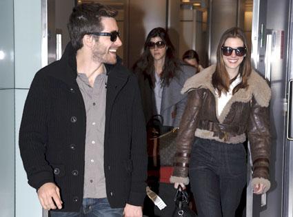 Jake Gyllenhaal, Anne Hathaway