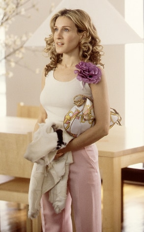 Sex and The City, SATC, Fashion Evolution
