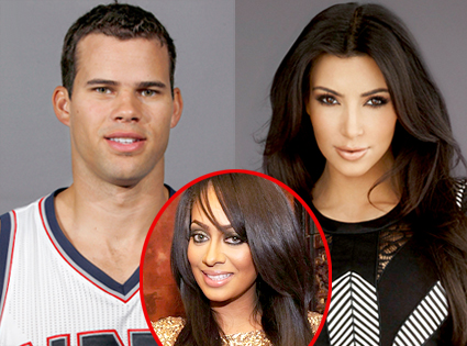 Kris Humphries, Kim Kardashian, Lala Vasquez