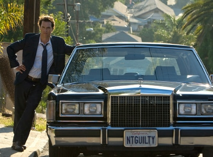 THE LINCOLN LAWYER, Matthew McConaughey