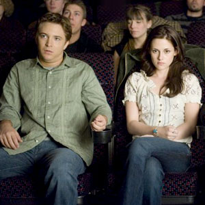 Michael Welch, Kristen Stewart, Twilight: New Moon