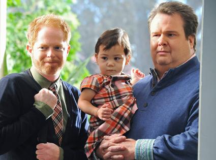 Jesse Tyler Ferguson, Eric Stonestreet, Modern Family