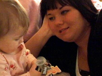Amber Portwood, Teen Mom