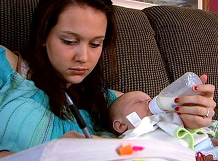 Emily McKenzie, 16 & Pregnant