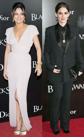 Mila Kunis, Winona Ryder