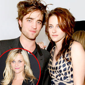 Robert Pattinson, Kristen Stewart, Reese Witherspoon