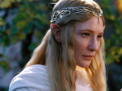 Lord of the Rings, Cate Blanchett