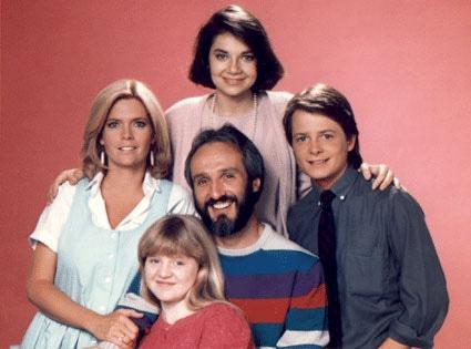 Family Ties Cast