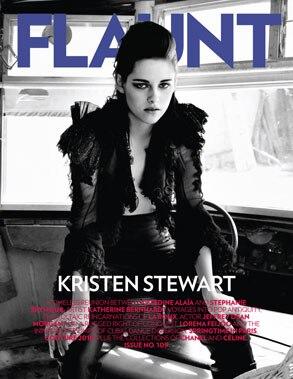 Flaunt Magazine, Kristen Stewart