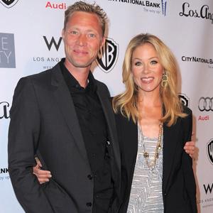 Martyn Lenoble, Christina Applegate