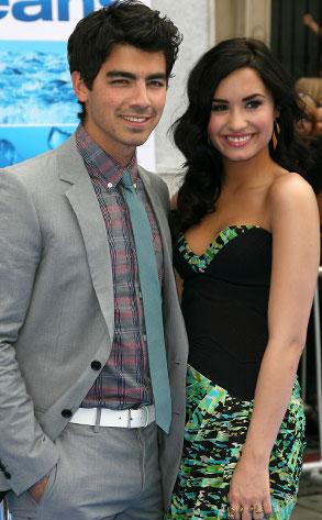 Demi Lovato, Joe Jonas