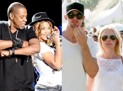 Beyonce Knowles, Jay-Z, Kate Bosworth, Alexander Skarsgard
