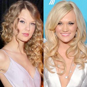 Taylor Swift, Carrie Underwood