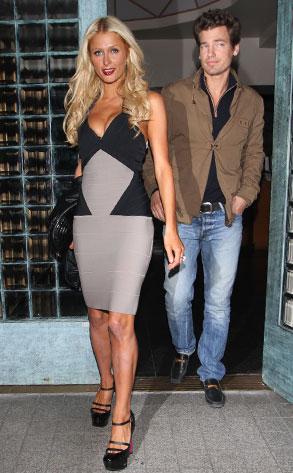 Paris Hilton, Jason Shaw