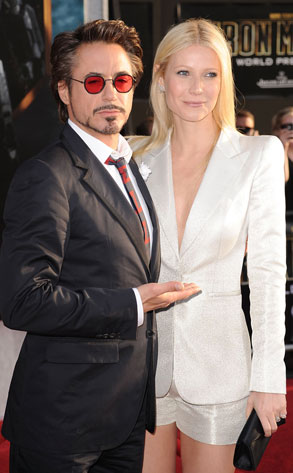 Robert Downey Jr, Gwyneth Paltrow