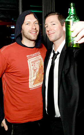 Chris Martin, Ed Burns