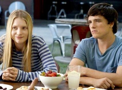The Kids Are All Right, Mia Wasikowska, Josh Hutcherson