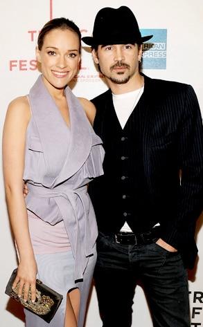 Alicja Bachleda, Colin Farrell