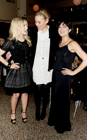 Kristen Bell, Abbie Cornish, Selma Blair