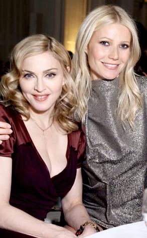 Madonna, Gwyneth Paltrow
