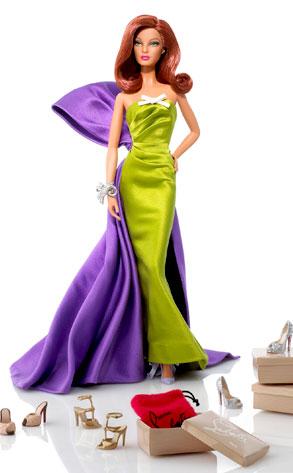 Anemone Barbie