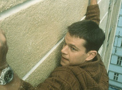 Matt Damon, The Bourne Identity