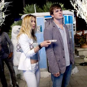 90210, Gillian Zinser, Matt Lanter