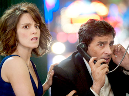 Tina Fey, Steve Carell, Date Night