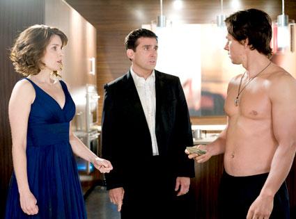 Tina Fey, Steve Carell, Mark Wahlberg, Date Night