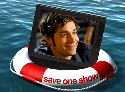 Save One Show, Zachary Levi, Chuck