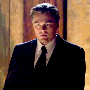 Leonardo DiCaprio, Inception