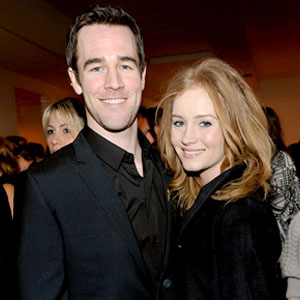 James Van Der Beek, Kimberly Brooks
