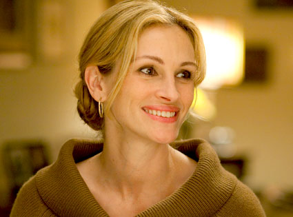 Julia Roberts, Eat, Pray, Love