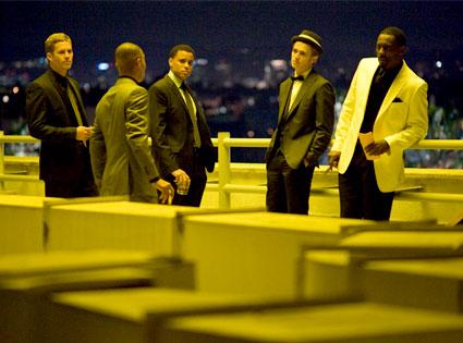 Paul Walker, T.I., Michael Ealy, Hayden Christensen, Idris Elba, Takers