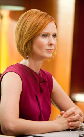 SATC 2, Sex and the City 2 Movie, Cynthia Nixon