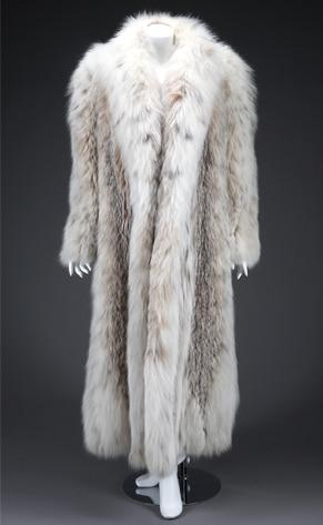 Anna Nicole Auction, Fur Coat