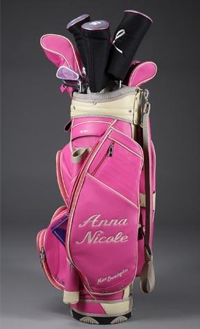 Anna Nicole Auction, Golf Bag