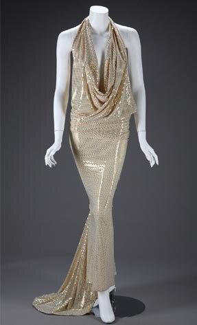 Anna Nicole Auction, Commercial Dress