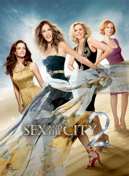 Sex and the City 2, Key art