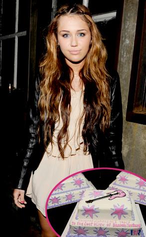Miley Cyrus, Cake
