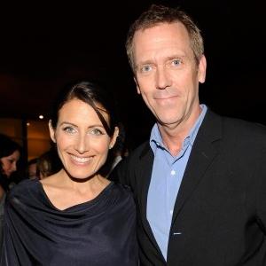 Lisa Edelstein, Hugh Laurie