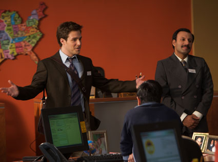Outsourced, Ben Rappaport, Rizwan Manji