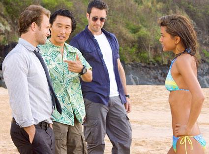 Scott Caan, Daniel Dae Kim, Alex O'Loughlin, Hawaii Five-O