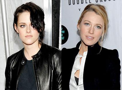 Kristen Stewart, Blake Lively