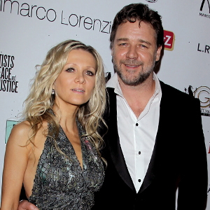Russell Crowe, Danielle Spencer