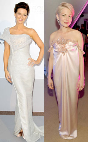 Kate Beckinsale, Michelle Williams