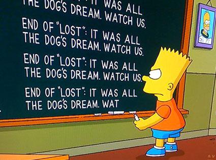 Simpsons, Bart Simpson