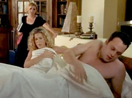 Vince Vaughn Barefoot >> 3 Vince Vaughn Season Three From Top 9 Carrie Bradshaw