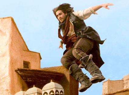 Jake Gyllenhaal, Prince of Persia