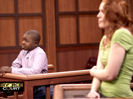 Gary Coleman, Divorce Court